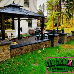 stockman Lawnscape residential landcaping